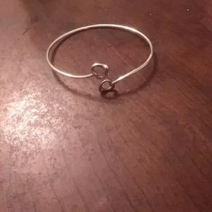 Tiffany and company heart bangle